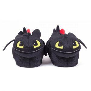 Krokmou (Hoe tem je een Draak) Draken Sloffen Volwassenen