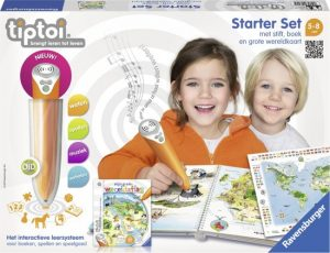 Educatief Speelgoed cadeau 6 jarige