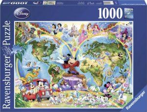 Puzzels cadeau kind 8 jaar