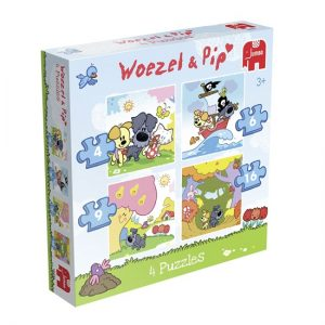 Puzzels cadeau kind 3 jaar