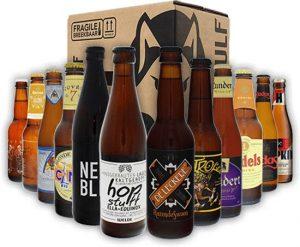 Bierpakketten kerstkado man