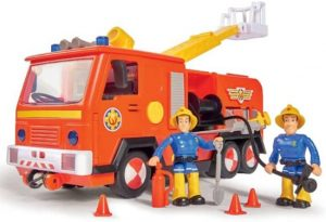 brandweerman sam auto