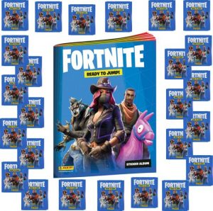 Stickers Fortnite