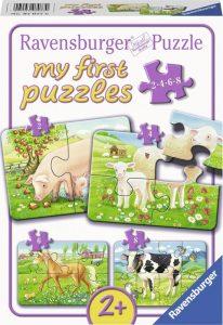 puzzels 4 jaar