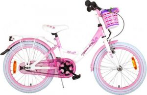 Black Friday Volare roze kinderfiets