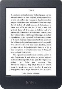 e- reader Vaderdag cadeau