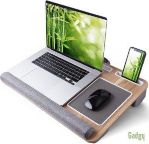laptop tafel Vaderdag