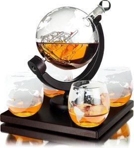 vaderdag cadeau whiskey set